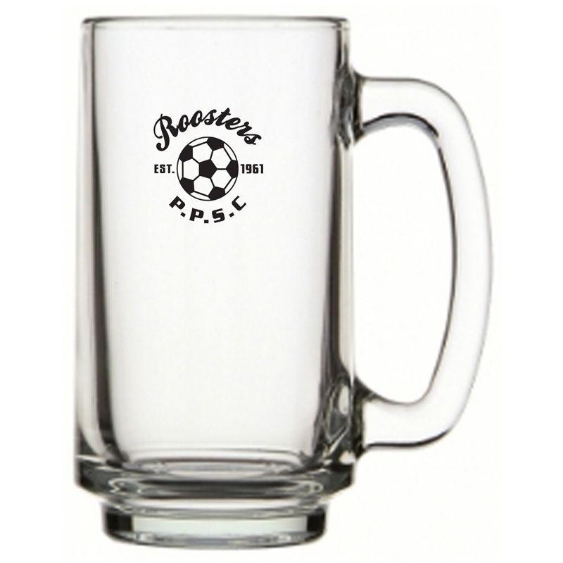 GLBM400140 355ml Playboy Promotional Beer Mugs