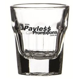 GLSH752734 35ml Casablanca Printed Shot Glasses