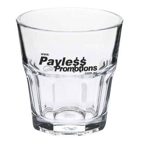 GLT752862 207ml Casablanca Rock Old Fashioned Printed Tumblers