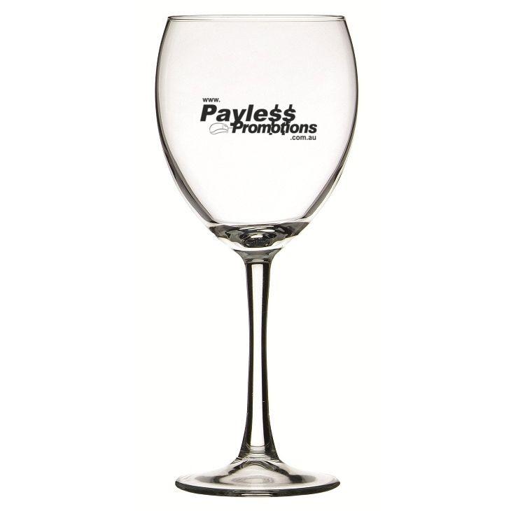 GLWG744809 310ml Atlas Goblet Promotional Wine Glasses