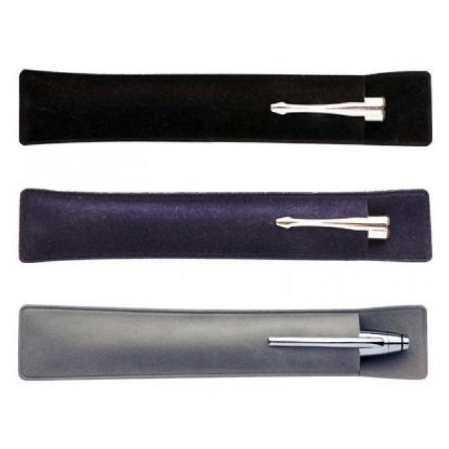 P60 Velvet Promotional Pen Gift Pouches - Only Sold With Pens