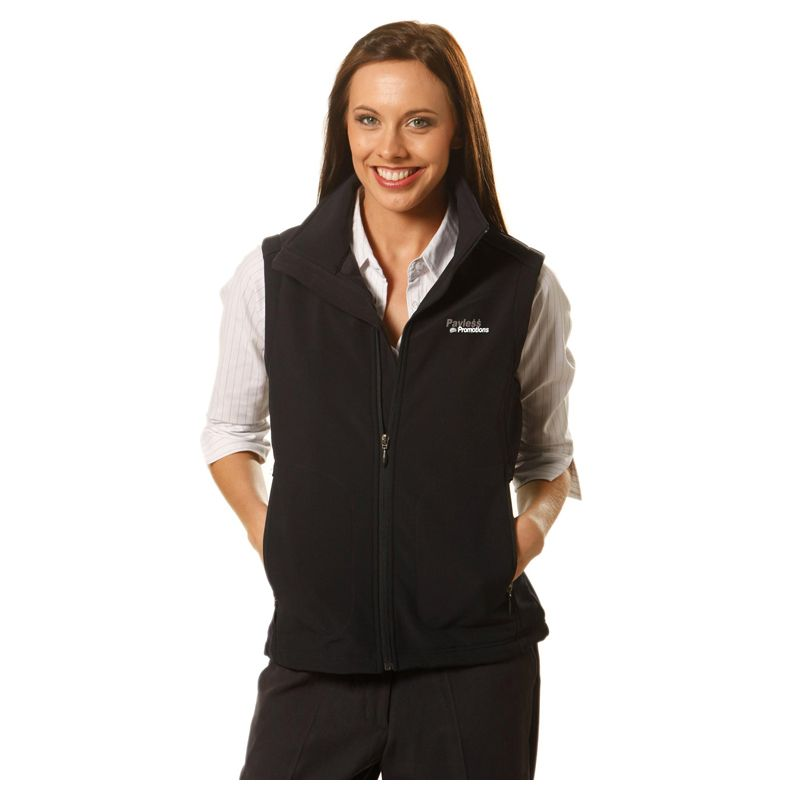 JK26 Ladies Softshell Printed Corporate Jackets With Stretch