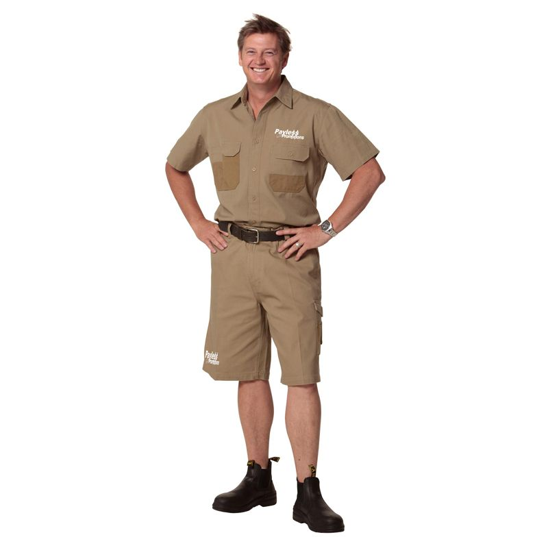 WP11 Premium Cordura Personalised Workwear Shorts