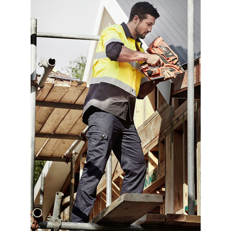 ZP505 LightWeight Drill Cargo Custom Work Wear Pants