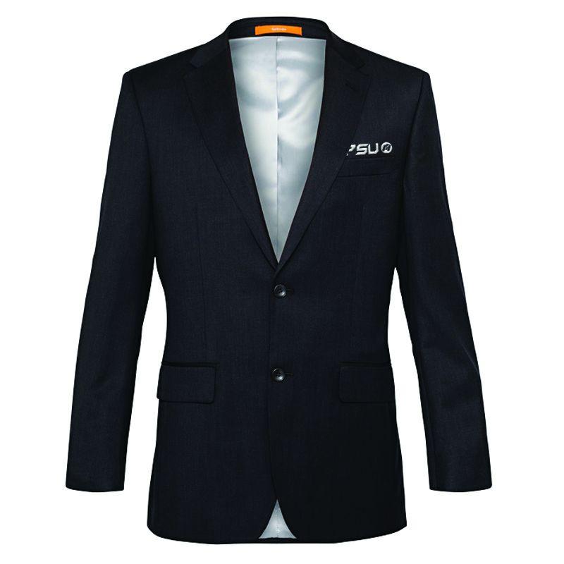 AEJM13 Van Heusen Evercool Printed Suit Jackets