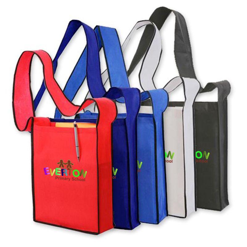 B01 Shoulder Sling Printed Tote Bags (3cm x 37cm x 9.5cm)