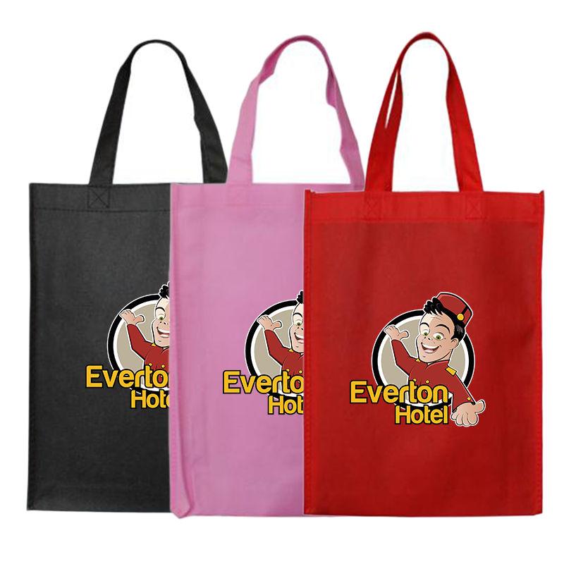 B05 Trade Show Logo Tote Bags (27cm x 34.5cm x 6cm)