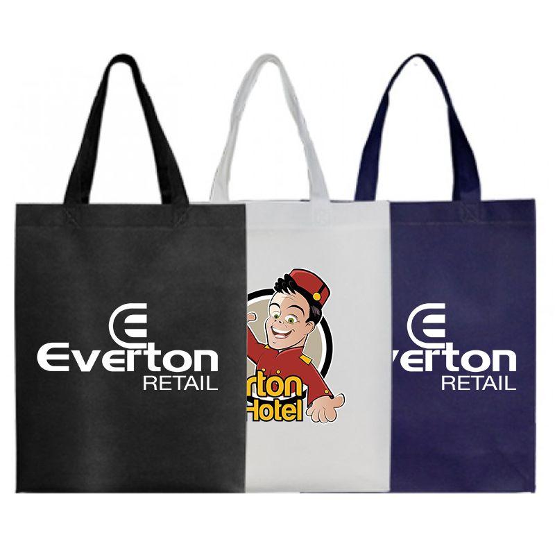 B05II Trade Show Branded Shopping Bags (27cm x 34.5cm x 6cm)
