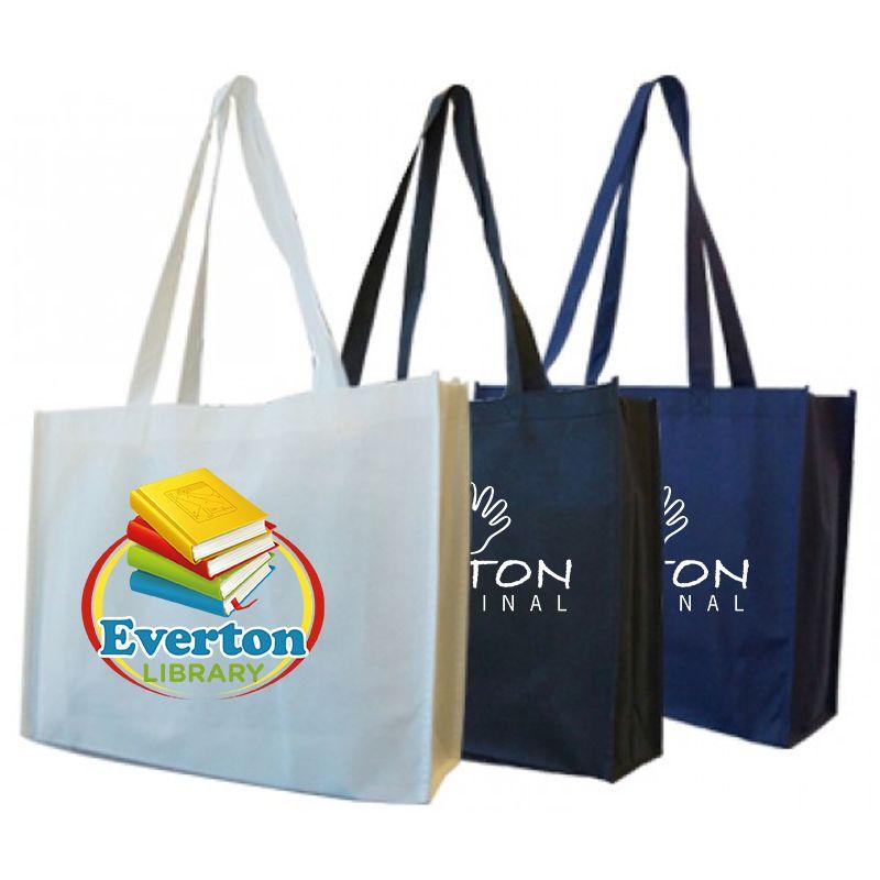 B06 Hollywood Printed Tote Bags