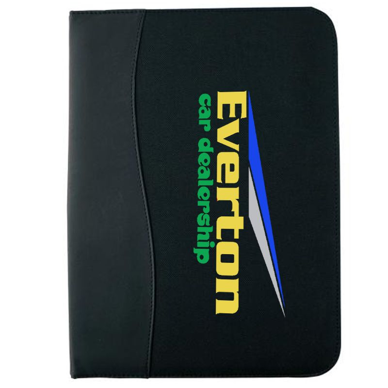 CP01 A4 Standard Branded Synthetic Business Compendiums