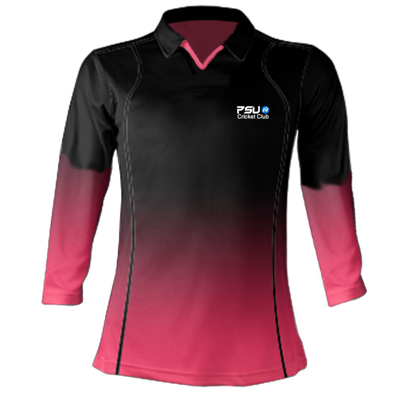 CS12-L Ladies X Series Elite 3/4 Cricket Shirts - Limited Overs Range
