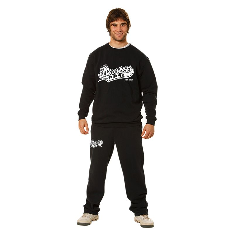 TP01A Unisex Eagle Fleecy Team Track Pants