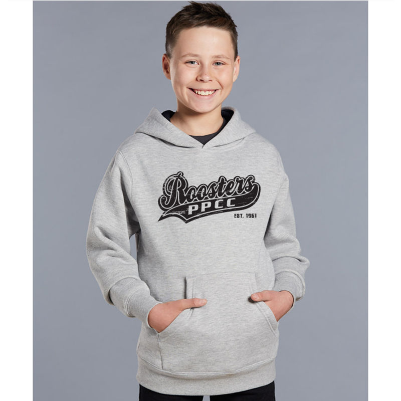 FL09K Kids Polyester Rich Custom Hoodies