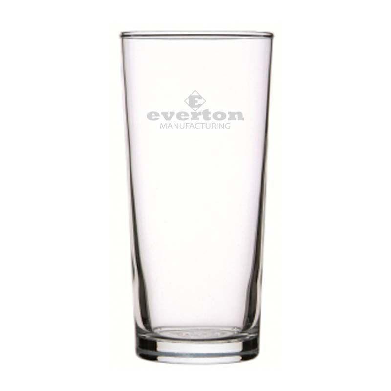GLBG410425 425ml Oxford Branded Beer Glasses