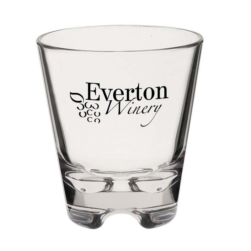 GLPC852601P 275ml Sunset Old Fashioned Promotional Polycarbonate Glasses