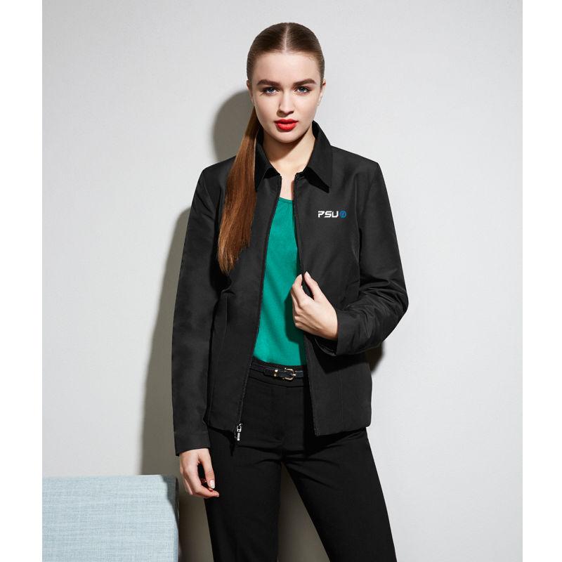 J125LL Ladies Studio Printed Corporate Jackets