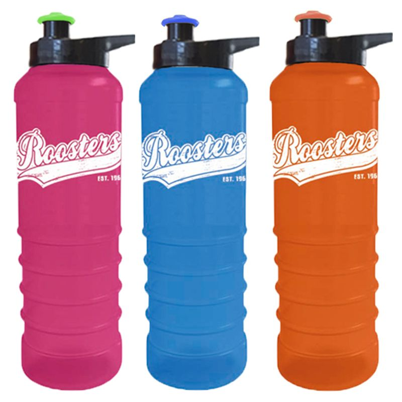 K800EG Kristal Pop-Top Promotional Plastic Drink Bottles With Ezy Grip Lid - 800ml
