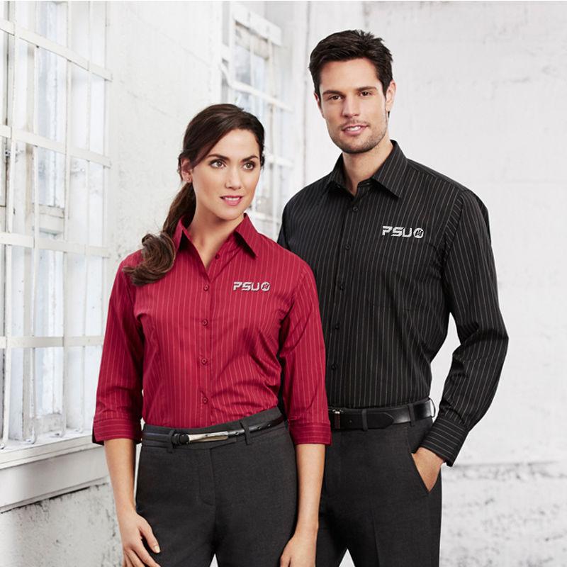 LB8425 Ladies Manhattan Custom Dress Shirts