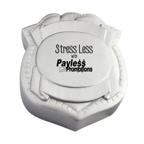 S111 Badge Printed Miscellaneous Stress Shapes