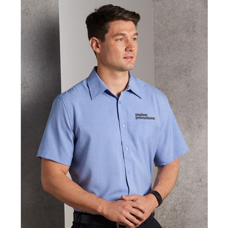 M7600S CoolDry Uniform Corporate Shirts - Benchmark Range