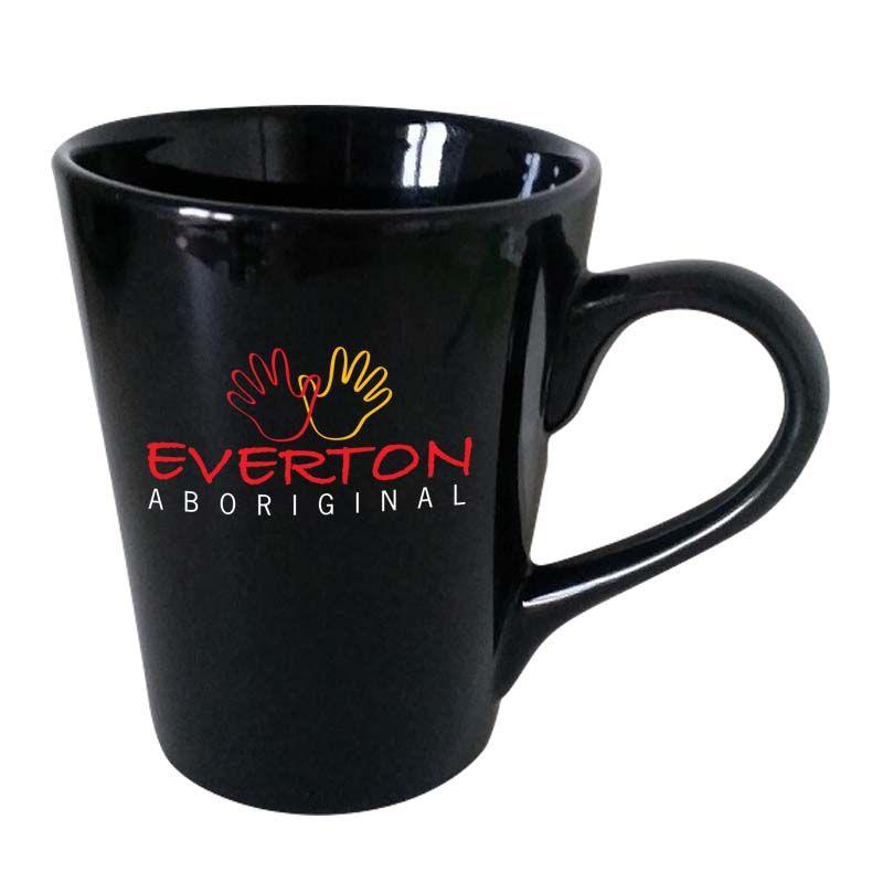 MG1000SB 320ml Jamaica Printed Coffee Mugs