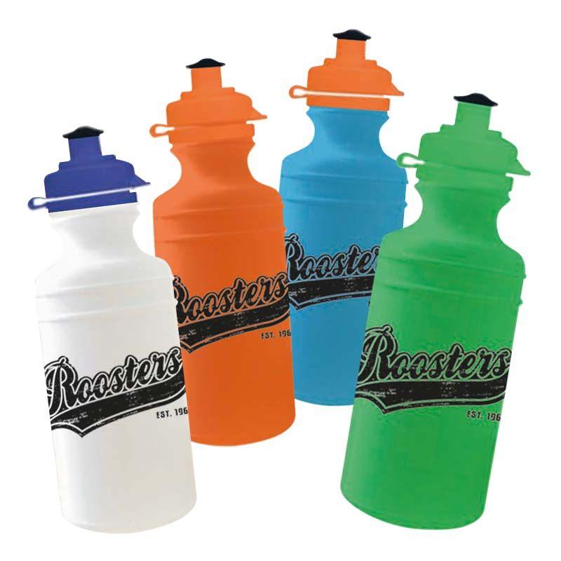 MN500FT Junior Flip Top Promotional Plastic Drink Bottles - 500ml