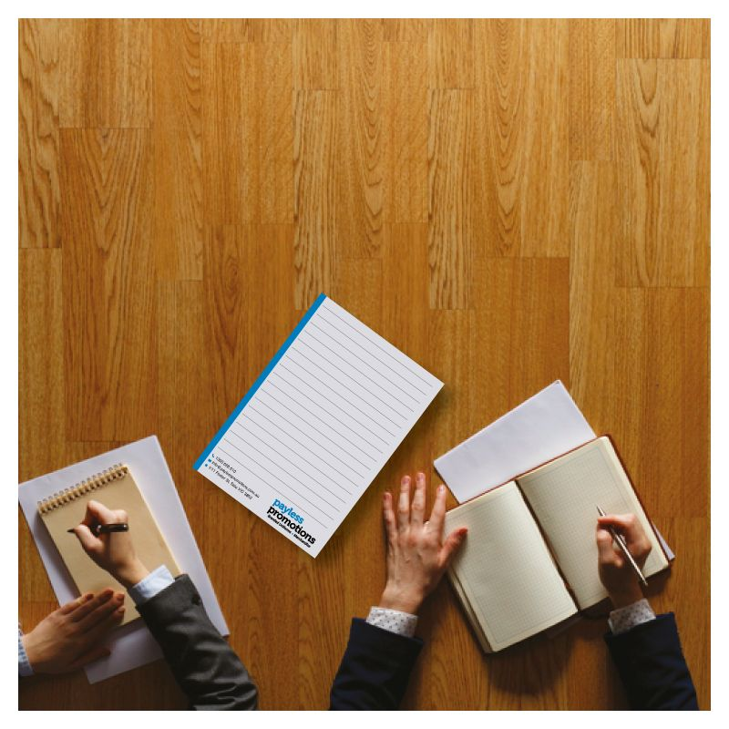 PPM06 A6 Promotional Note Pads (50 pages)