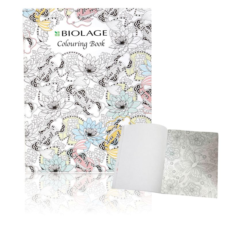 NP130 Design Your Own Cover A4 Sized Promotional Colouring Books - 24 Pages