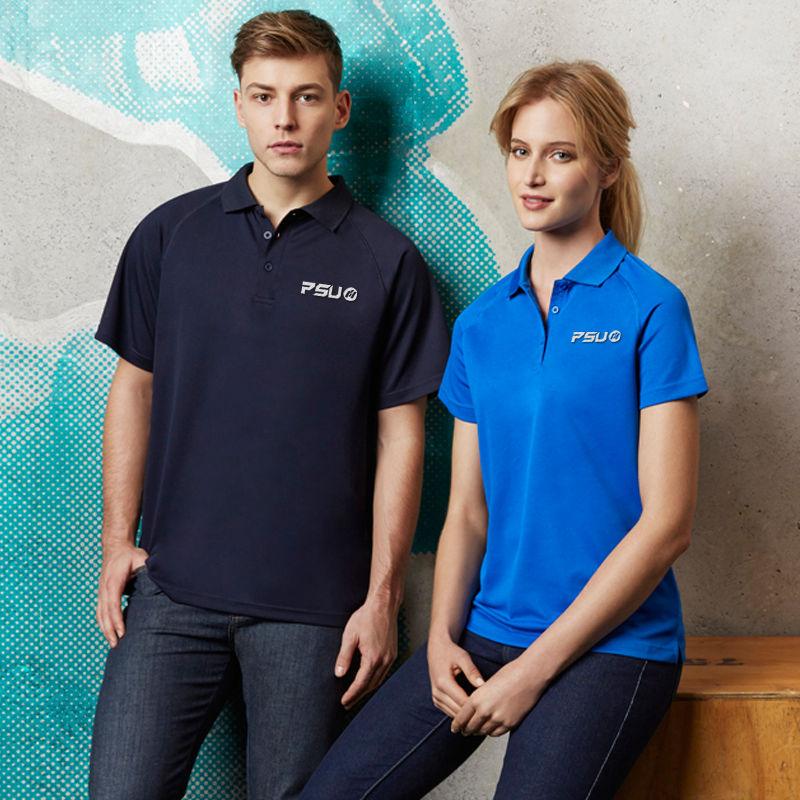 P300LS Ladies Sprint CoolDry Uniform Polo Shirts