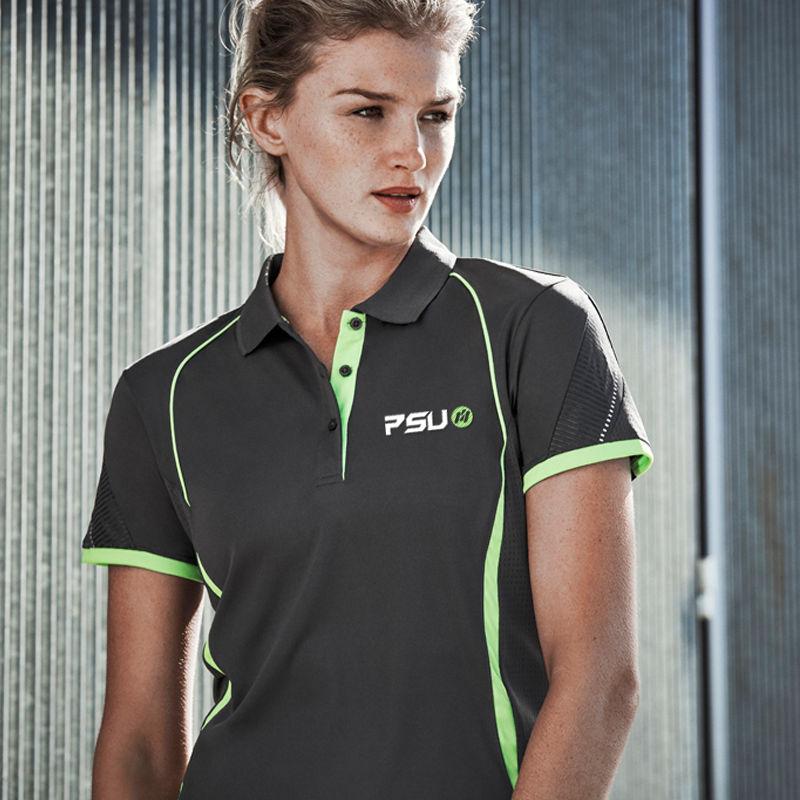 P405LS Ladies Razor CoolDry Custom Polos