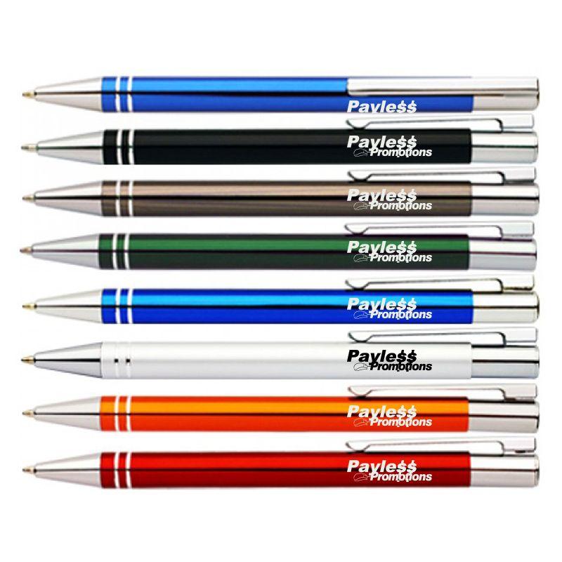 P67 Boulevard Printed Gift Pens