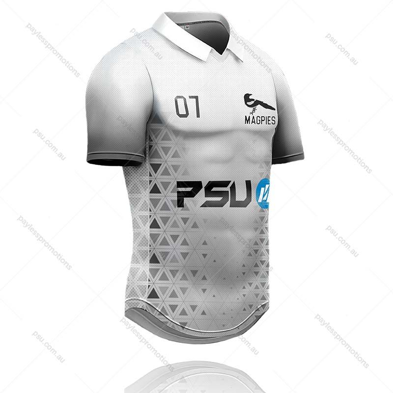 PS2-M Full-Custom Sublimation Polo Shirts - X Series Elite