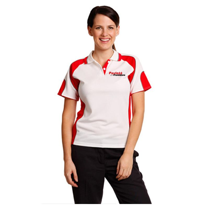 PS62 Ladies Alliance CoolDry Branded Polo Shirts
