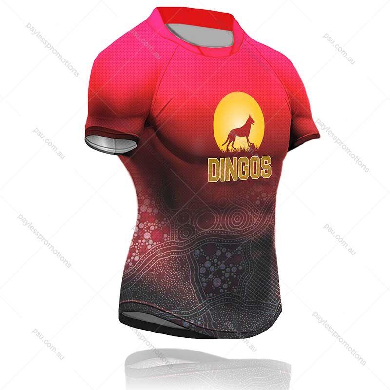 RJ2-M Full-Custom Sublimation Rugby Shirts - X Series Elite