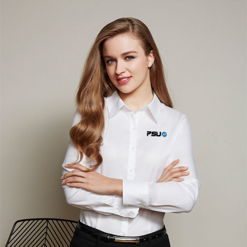 S118LL Ladies Luxe Custom Business Shirts