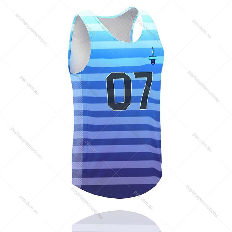 S2-M+VB Full-Custom Volleyball Jerseys - X Series Elite