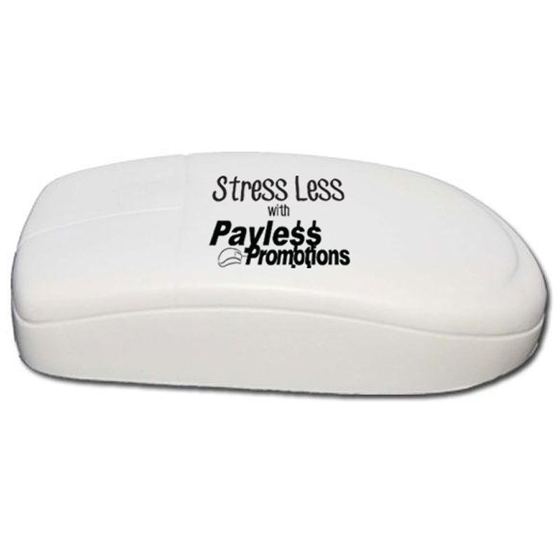 S42 Computer Mouse Personalised IT Stress Balls