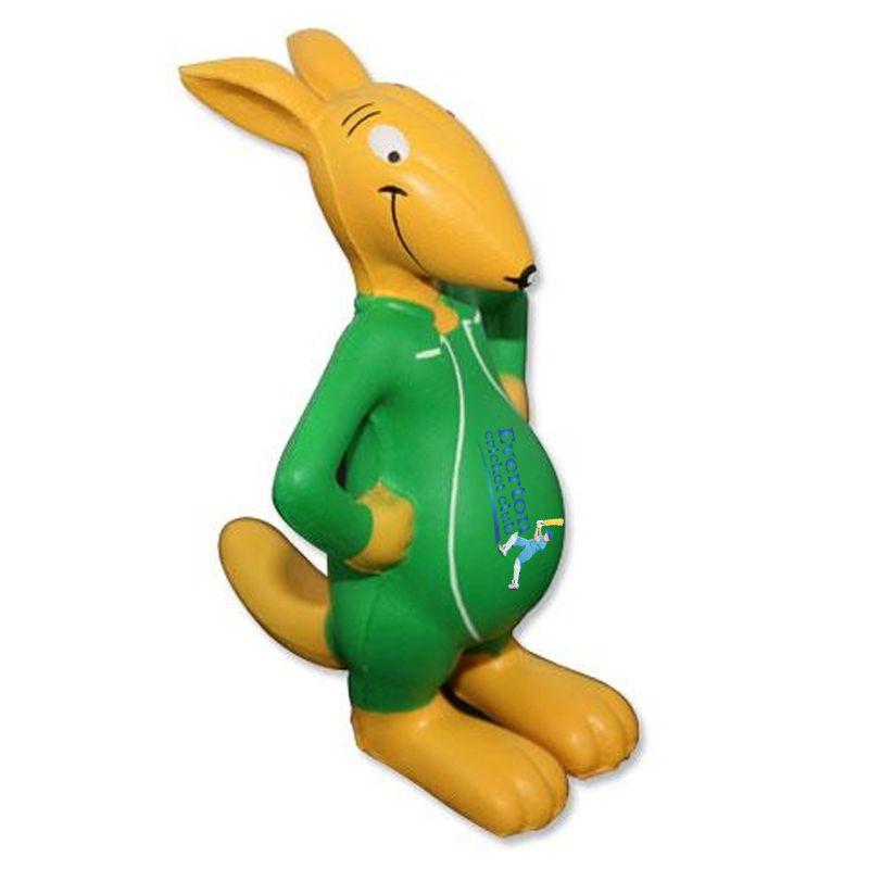 S51 Kangaroo Promotional Animal Stress Shapes