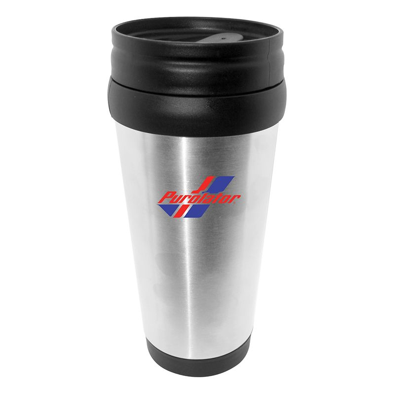 S706 473ml Barola Printed Stainless Steel Travel Cups