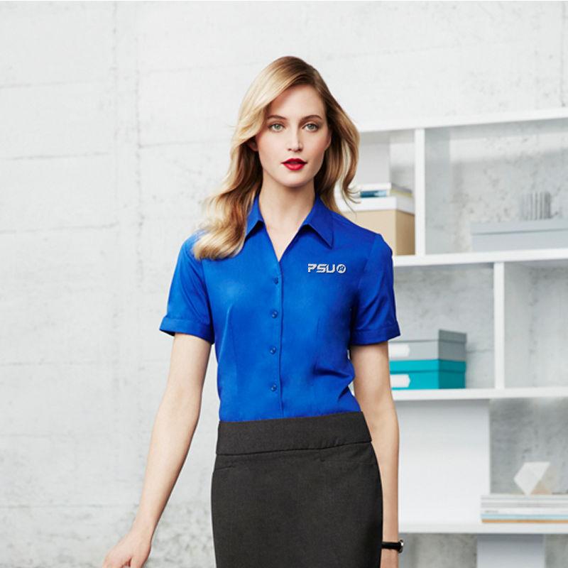 S770LS Ladies Monaco Uniform Business Shirts