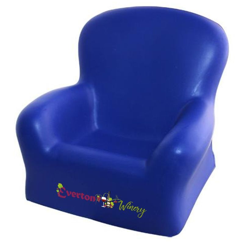 S99 Chair Blue Promotional Household Stress Shapes