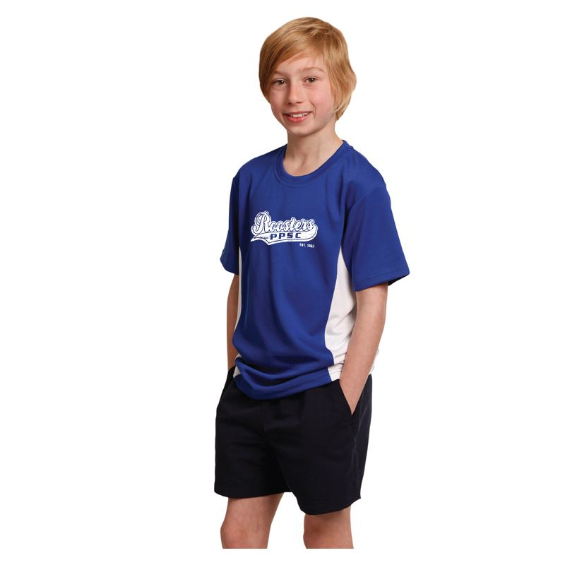 TS12K Kids Team-Mate CoolDry Printed Tees