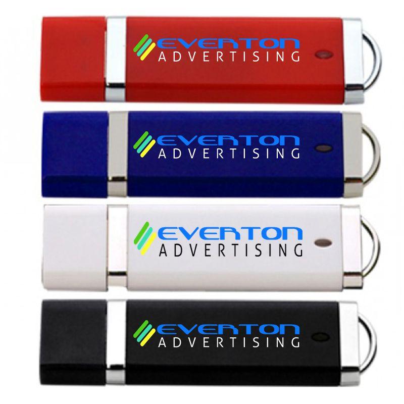 U02-16G Classic 16 Gig Promotional USB Sticks