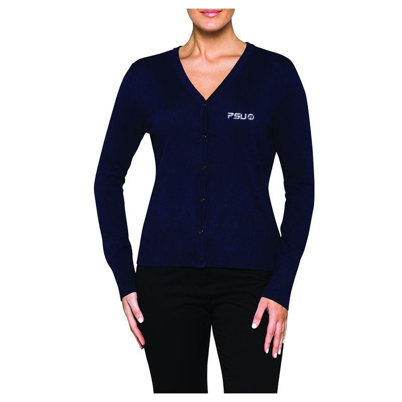 VHWC2273 Ladies Van Heusen Cotton Uniform Cardigans