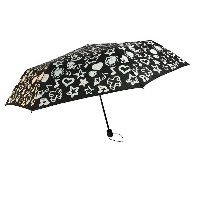 WC0012 Eclipse Magic Print Business Corporate Umbrellas