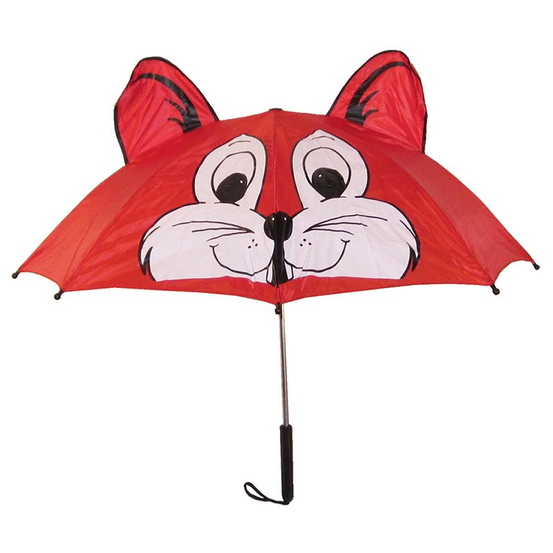 WC005 Kids Ears Business Corporate Umbrellas With Metal Shaft & Ribs