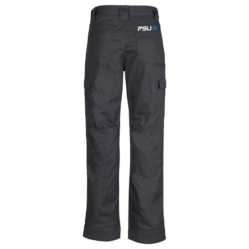 ZW001 Midweight Drill Cargo Personalised Workwear Pants (Regular)