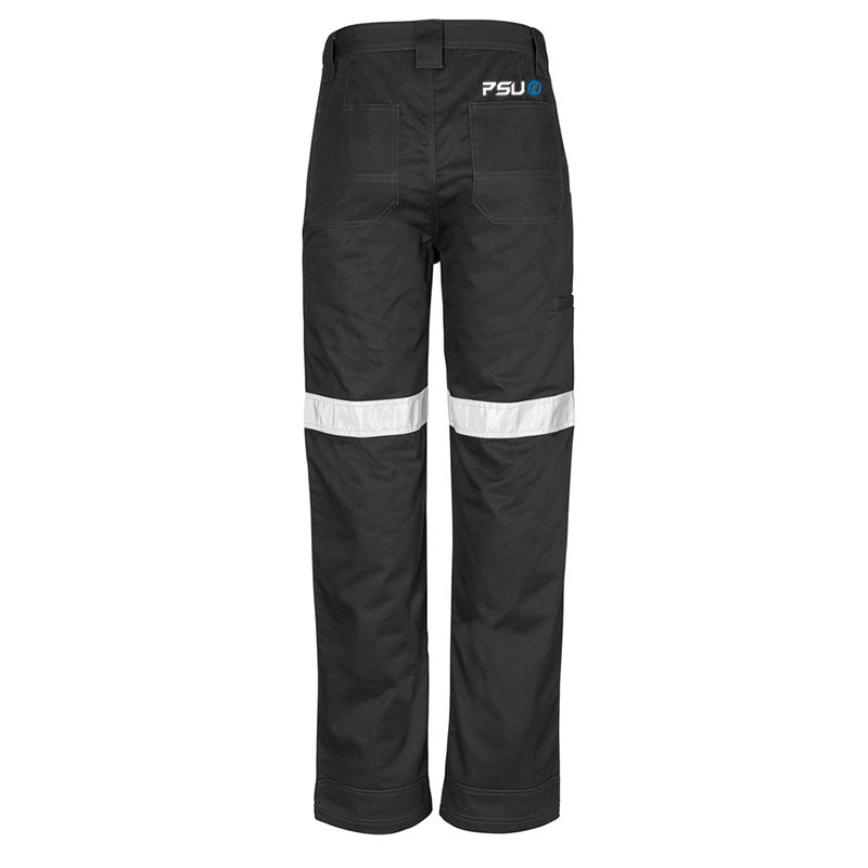 ZW004 Utility Branded Work Wear Pants (Regular) - With Reflective Tape