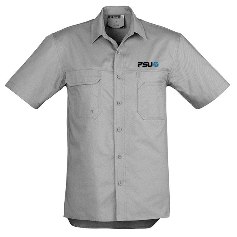 ZW120 Lightweight Tradie Custom Work Wear Shirts