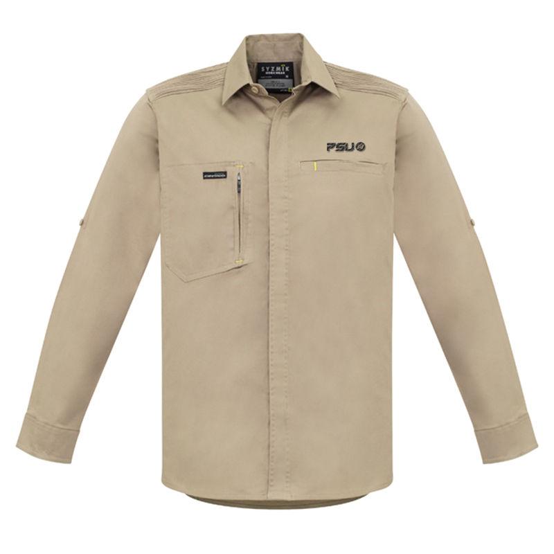 ZW350 Streetworx Stretch Personalised Work Wear Shirts